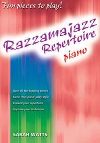 Watts: Razzamajazz Repertoire - Piano