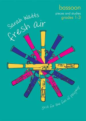 Sarah Watts: Fresh Air (Bassoon) Product Image