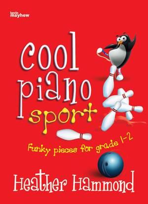 Cool Piano Sport Book 2