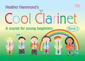 Cool Clarinet Book 1 - Student Book