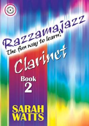 Watts: Razzamajazz Clarinet Book 2