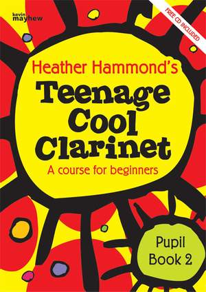 Cool Clarinet Teenage Book 2 - Student Book