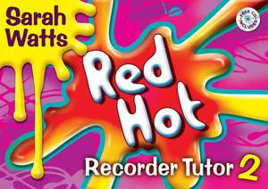 Red Hot Recorder Tutor 2 Student
