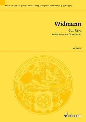 Widmann, J: Con brio