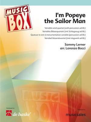 Lerner: I'm Popeye the Sailor Man