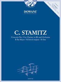 Stamitz: Concerto Nr. 3 in B-Dur