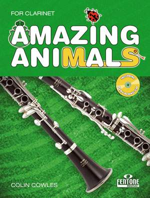 Cowles: Amazing Animals
