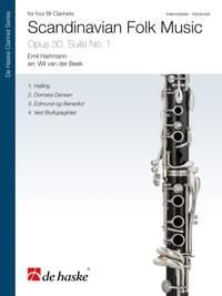 Hartmann: Scandinavian Folk Music, Opus 30, Suite No. 1