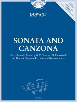 Cima: Sonata and Canzona