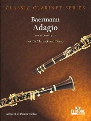 Baermann: Adagio Product Image