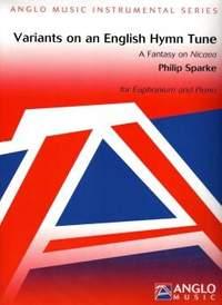 Sparke: Variants on an English Hymn Tune