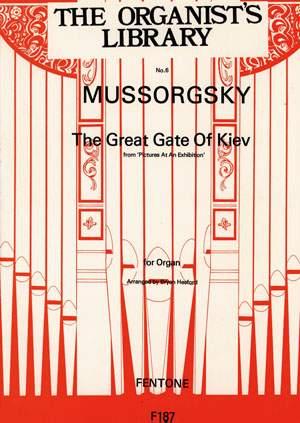 Mussorgski: The Great Gate of Kiev