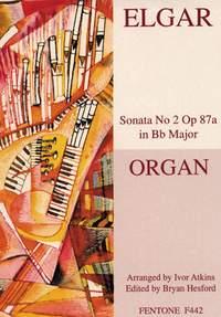 Elgar: Sonata in Bb Major (Op. 87a)