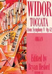 Widor: Toccata from Symphony V (Op. 42)