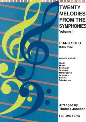 Twenty Melodies from the Symphonies Volume 1