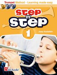 Kastelein: Step by Step 1 Trumpet
