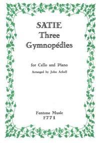 Satie: Three Gymnopédies