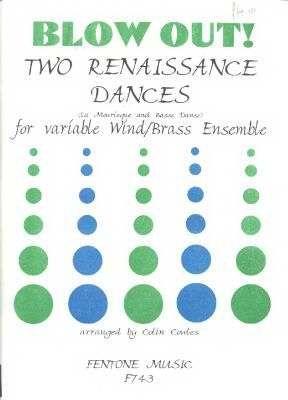 Susato: Two Renaissance Dances