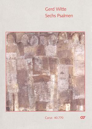 Witte: Sechs Psalmen