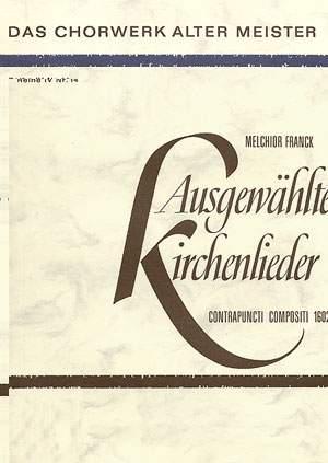 Franck: Ausgewählte Kirchenlieder