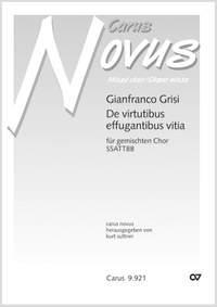 Grisi: De virtutibus effugantibus vitia