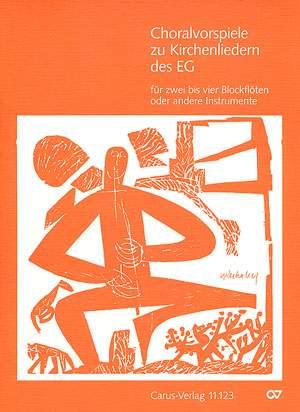 Gümbel: Choralvorspiele zu Kirchenliedern des EG