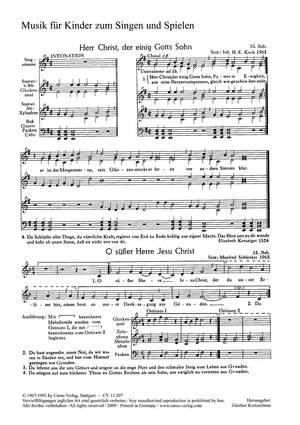 Gadsch: Drei Chorsätze für Kinderchor von Gadsch, Koch und Schlenker