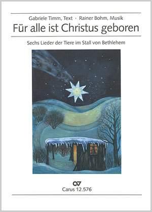 Bohm: Für alle ist Christus geboren