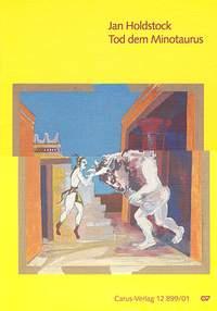 Holdstock: Tod dem Minotaurus