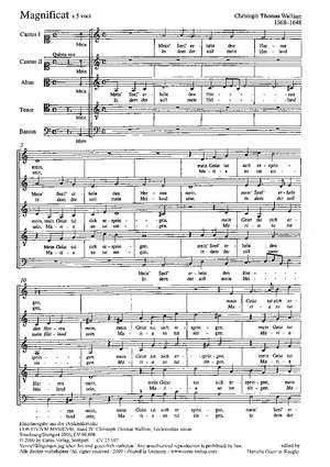 Walliser: Magnificat