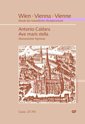 Caldara: Ave maris stella (Meerstern, sei gegrüßet) (F-Dur)