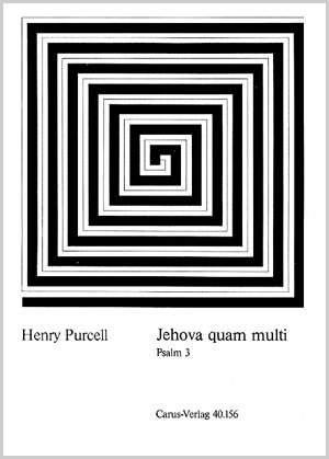 Purcell: Jehova quam multi