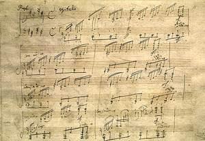 Beethoven, Ludwig van: Mondscheinsonate