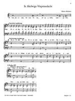 Schubert: St. Hedwigs-Vesperandacht Product Image