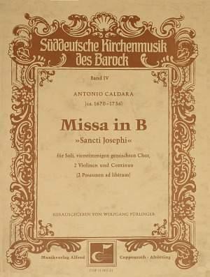 Caldara: Missa in B (B-Dur)