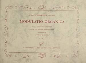 Kerll: Modulatio Organica