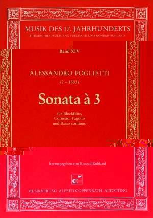 Poglietti: Sonata a 3