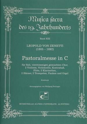 Zenetti: Pastoralmesse in C