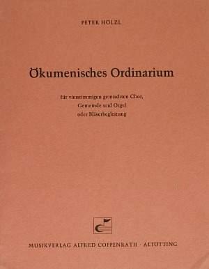 Hölzl: Ökumenisches Ordinarium