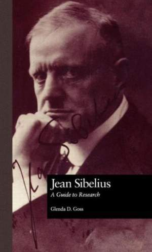 Jean Sibelius: A Guide to Research