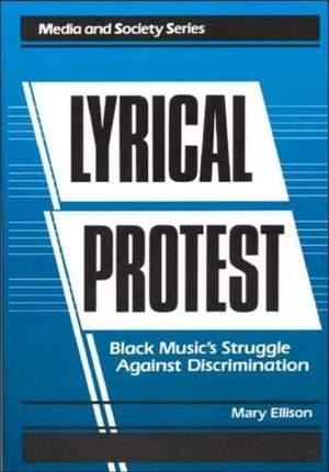 Lyrical Protest: Black Music's Struggle Against Discrimination