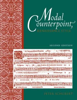 Modal Counterpoint Renaissance Style