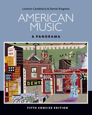 American Music: A Panorama, Concise (Digital Music Download Card for Music, 1 term (6 months) Printed Access Card)