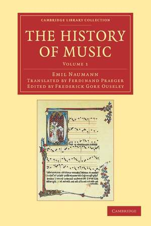 The History of Music Volume 1