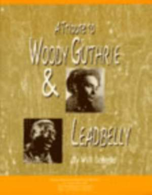 A Tribute to Woody Guthrie and Leadbelly, Student Textbook