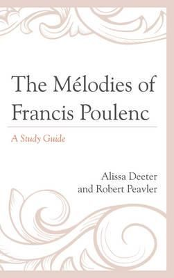 Melodies of Francis Poulenc, The