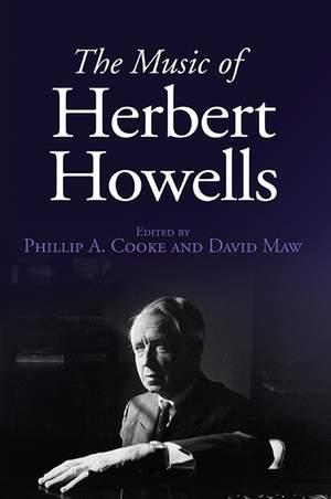 The Music of Herbert Howells Product Image