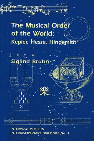 The Musical Order of the World - Kepler, Hesse, Hindemith