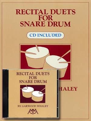 Recital Duets for Snare Drum