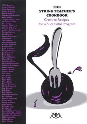 The String Teacher's Cookbook: Creative Recipes for a Successful Program